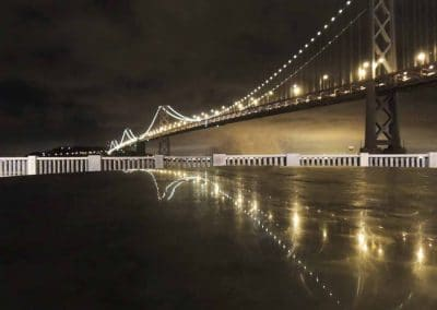 "<em>Bay Bridge San Francisco</em>, Photography, 11"" x 14"""