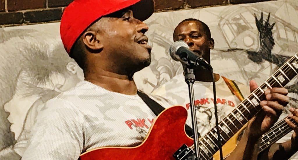 Dexter O'Neal & Funk Yard