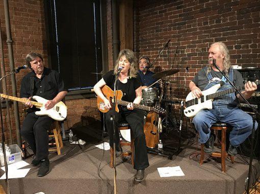 Robin Crowe Band