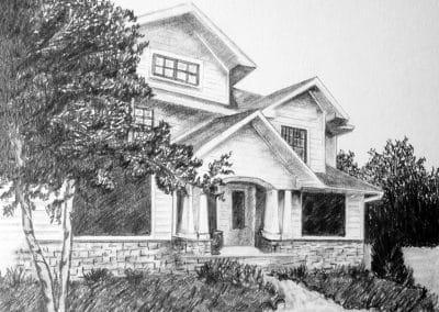 McBride's Home